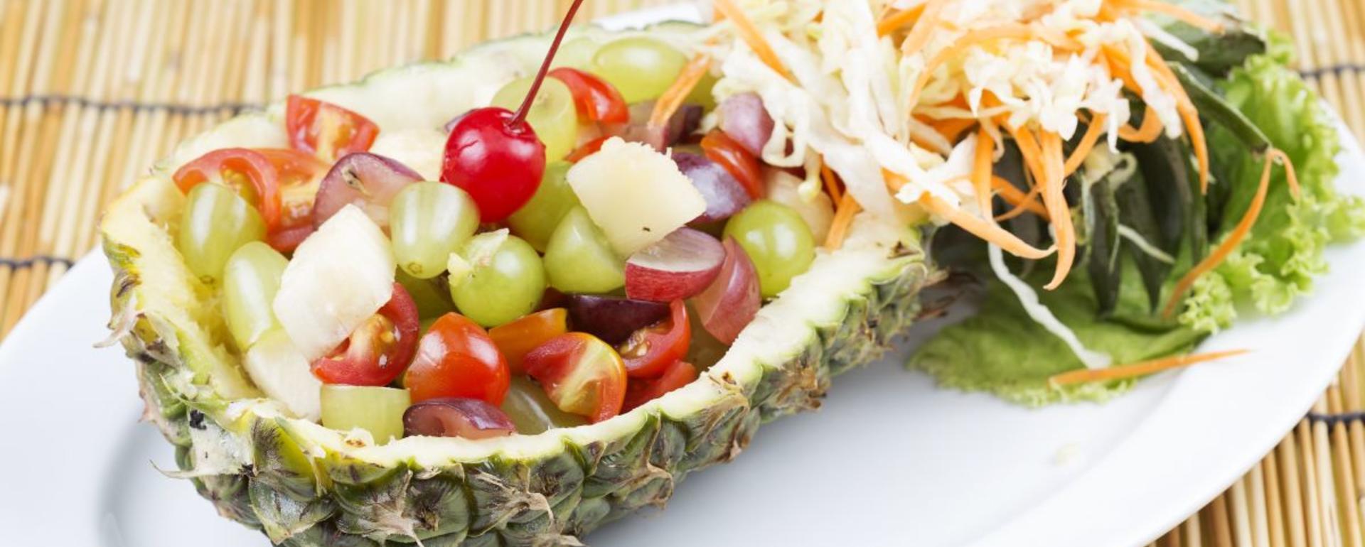 7 Sposobów Na Udekorowanie Sałatki Appetita Smak I Styl